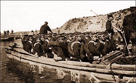 В ходе русско японской войны 1904 1905